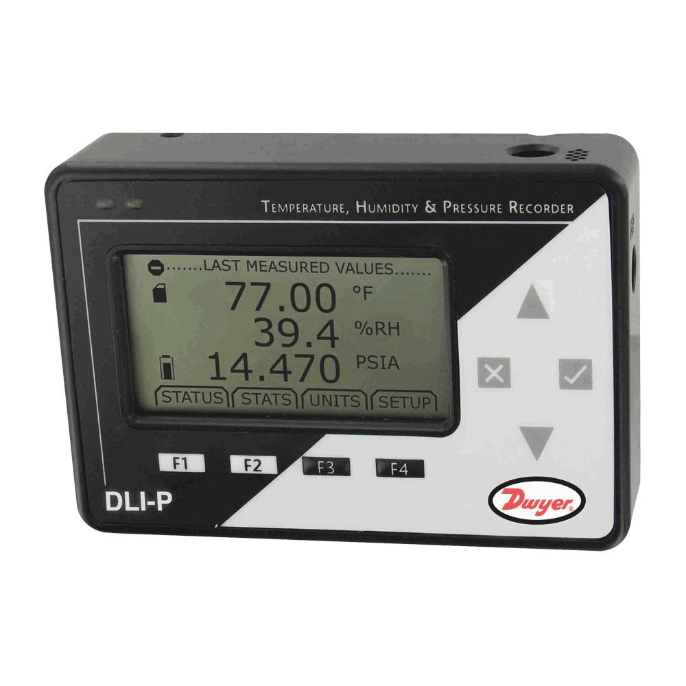DWYER-DLI-LCD-Datenlogger