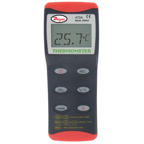 Dwyer-472A-Thermometer-Thermoelement