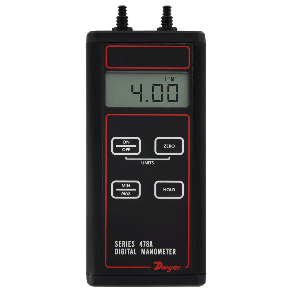 Dwyer-478A-Manometer