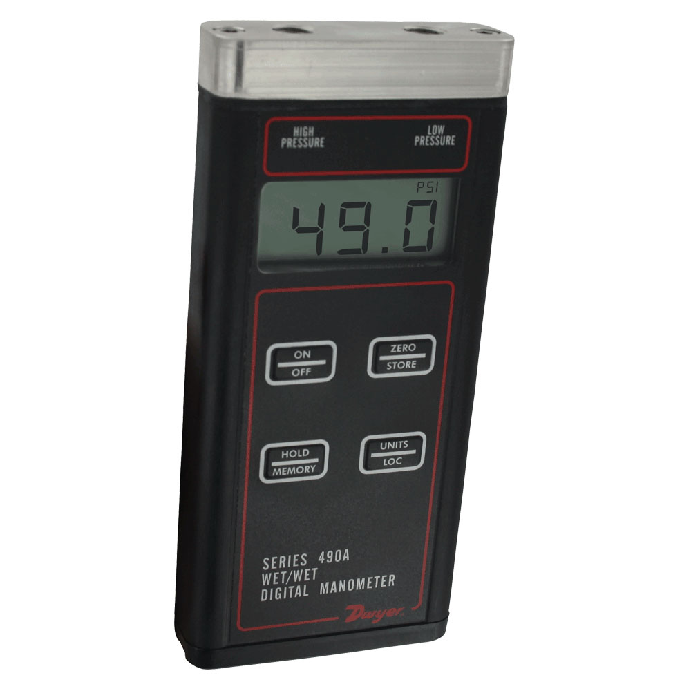 Dwyer-490A-Manometer