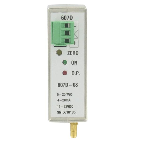 Dwyer-607D_Differenzdrucktransmitter