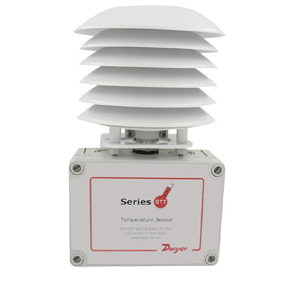 Dwyer-BTT-Temperaturtransmitter-Strahlungsschutz