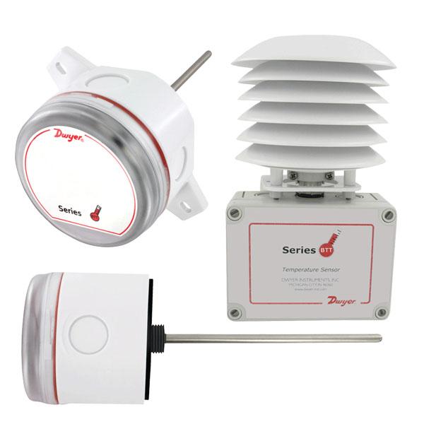 Dwyer-BTT-Temperaturtransmitter