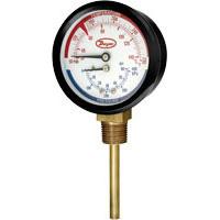 Dwyer-TRI_Druckanzeige-Temperaturanzeige