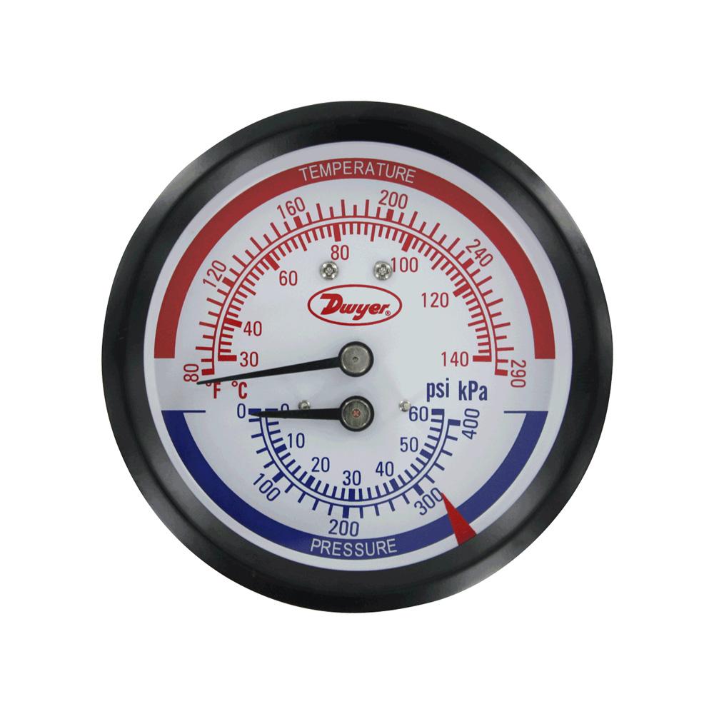 Dwyer-TRI_Druckanzeige-Temperaturanzeige2
