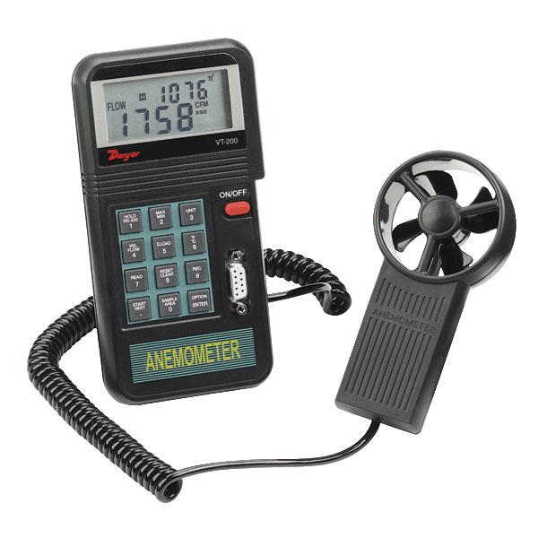 Dwyer-VT_200_Fluegelradanemometer